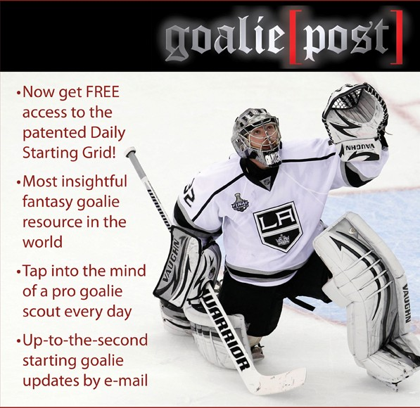 Announcement: Goalie Post To Offer Free E-mail