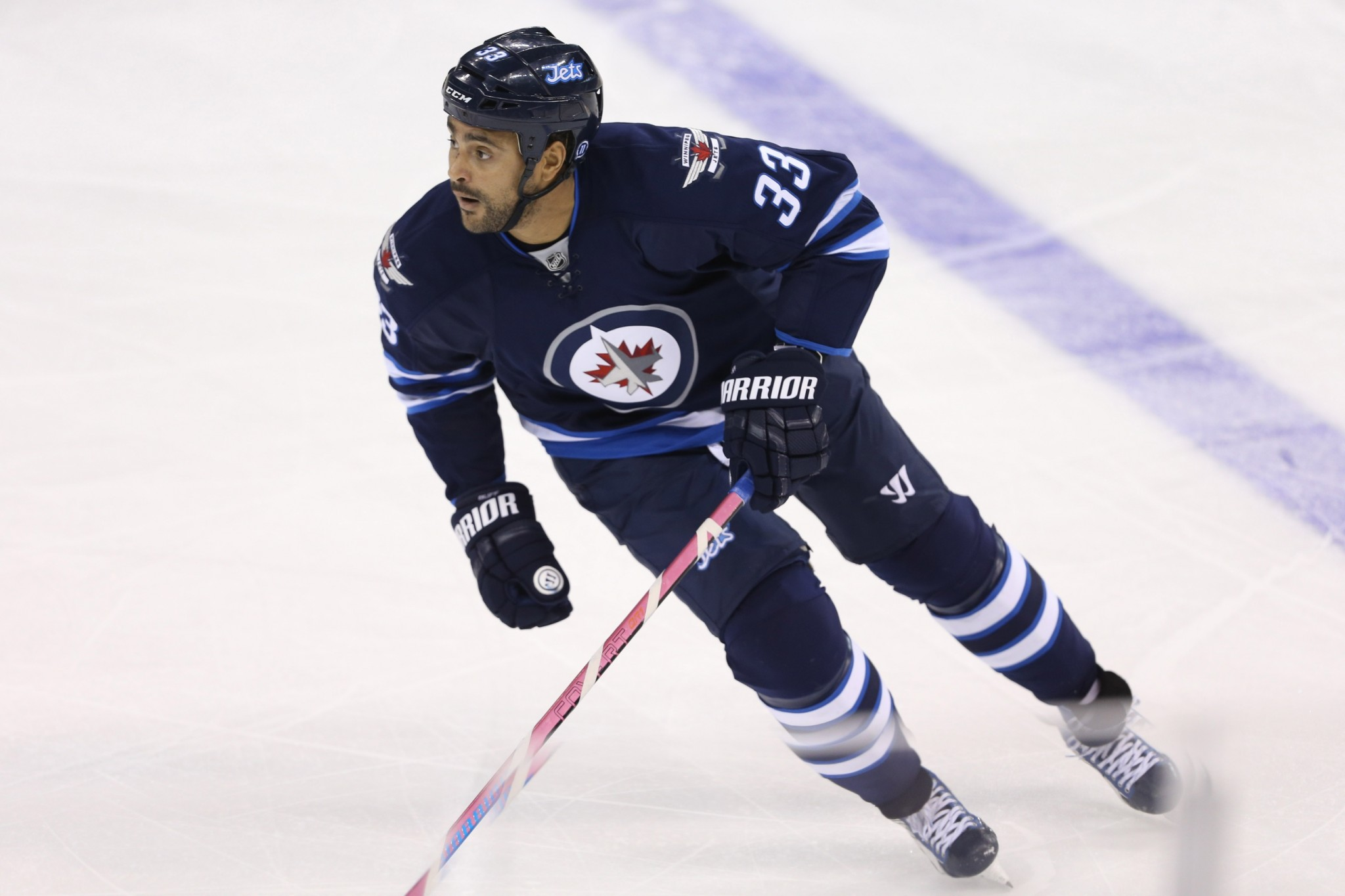 Dustin Byfuglien. Bruce Fedyck / USA Today Sports Images