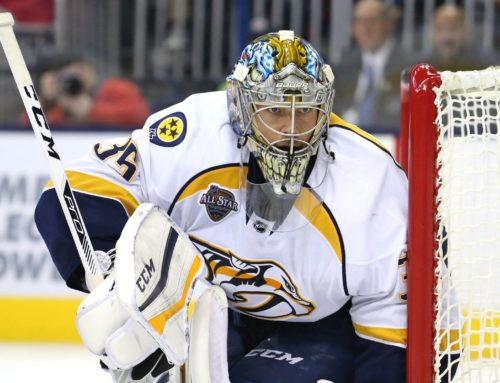 Rambings: Rinne vs. Saros, Couture vs. Monahan (Nov 22)