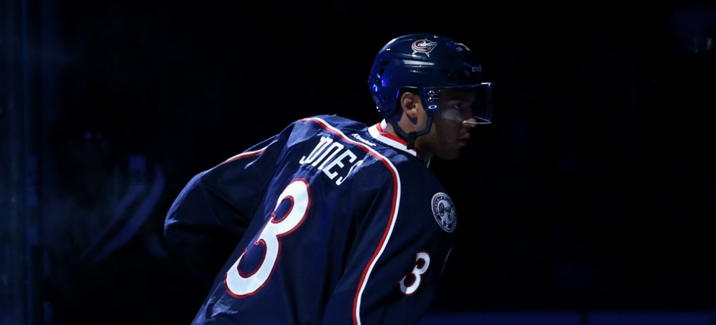 Seth Jones - USA TODAY Sports Images