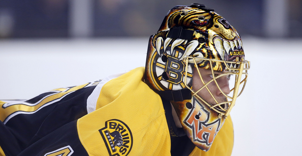 Tuukka Rask - USA TODAY Sports Images