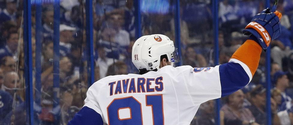 John Tavares - USA TODAY Sports Images