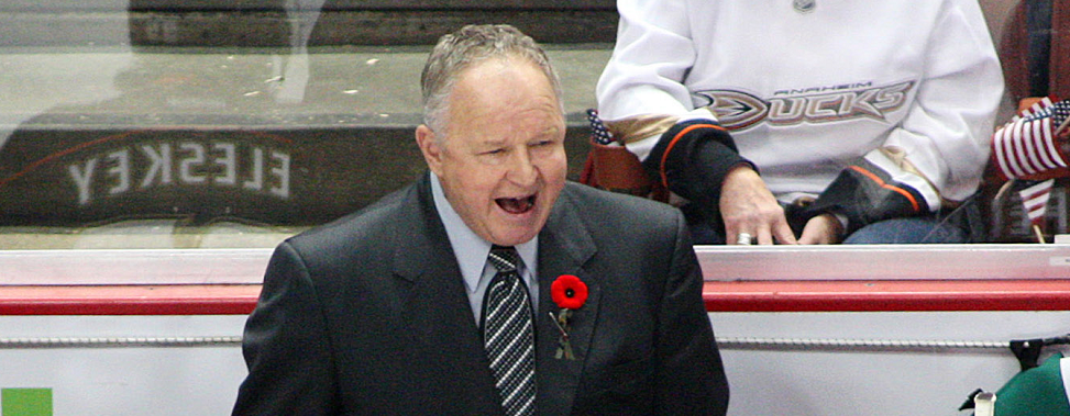 Randy Carlyle - USA TODAY Sports Images