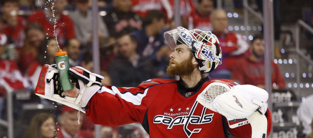 Braden Holtby - USA TODAY Sports Images