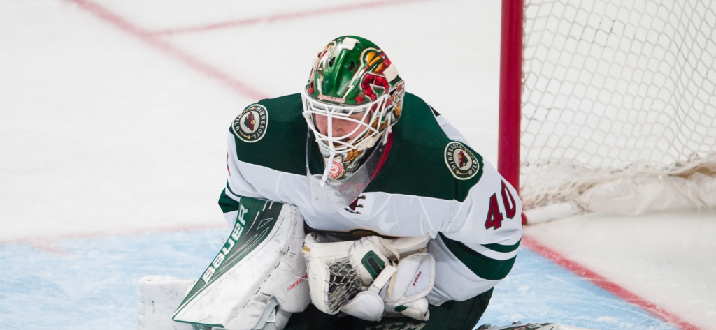 Devan Dubnyk - USA TODAY Sports Images