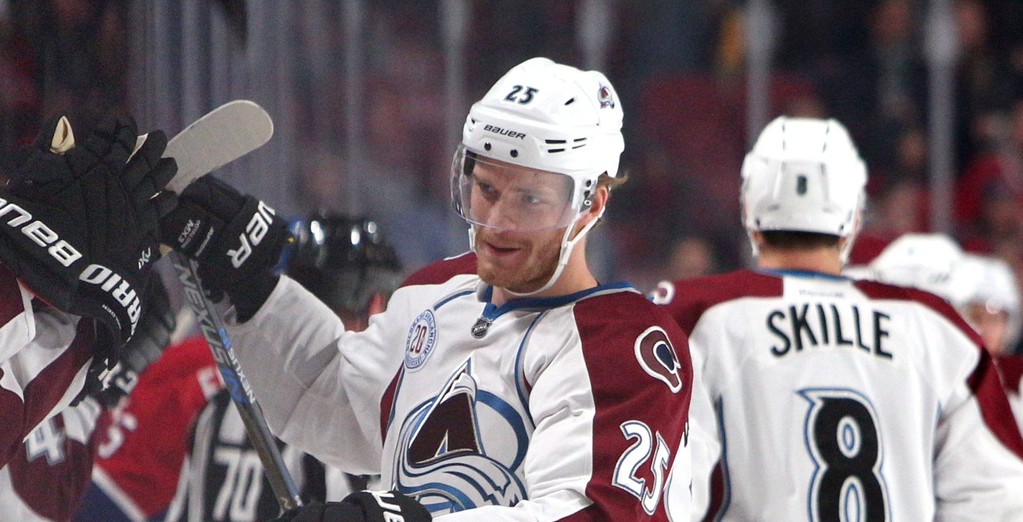 Mikhail Grigorenko - USA TODAY Sports Images