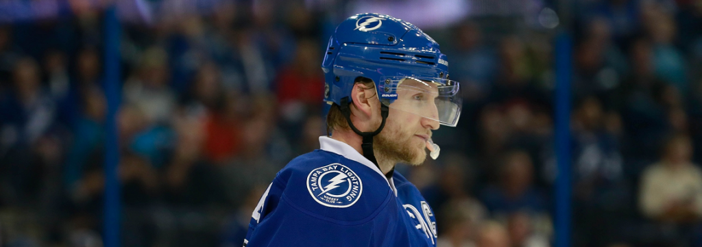 Steven Stamkos - USA TODAY Sports Images