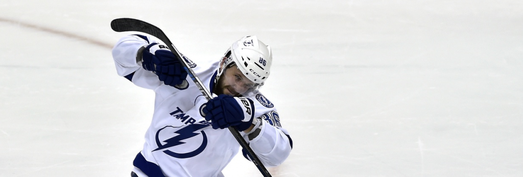 Nikita Kucherov - USA TODAY Sports Images