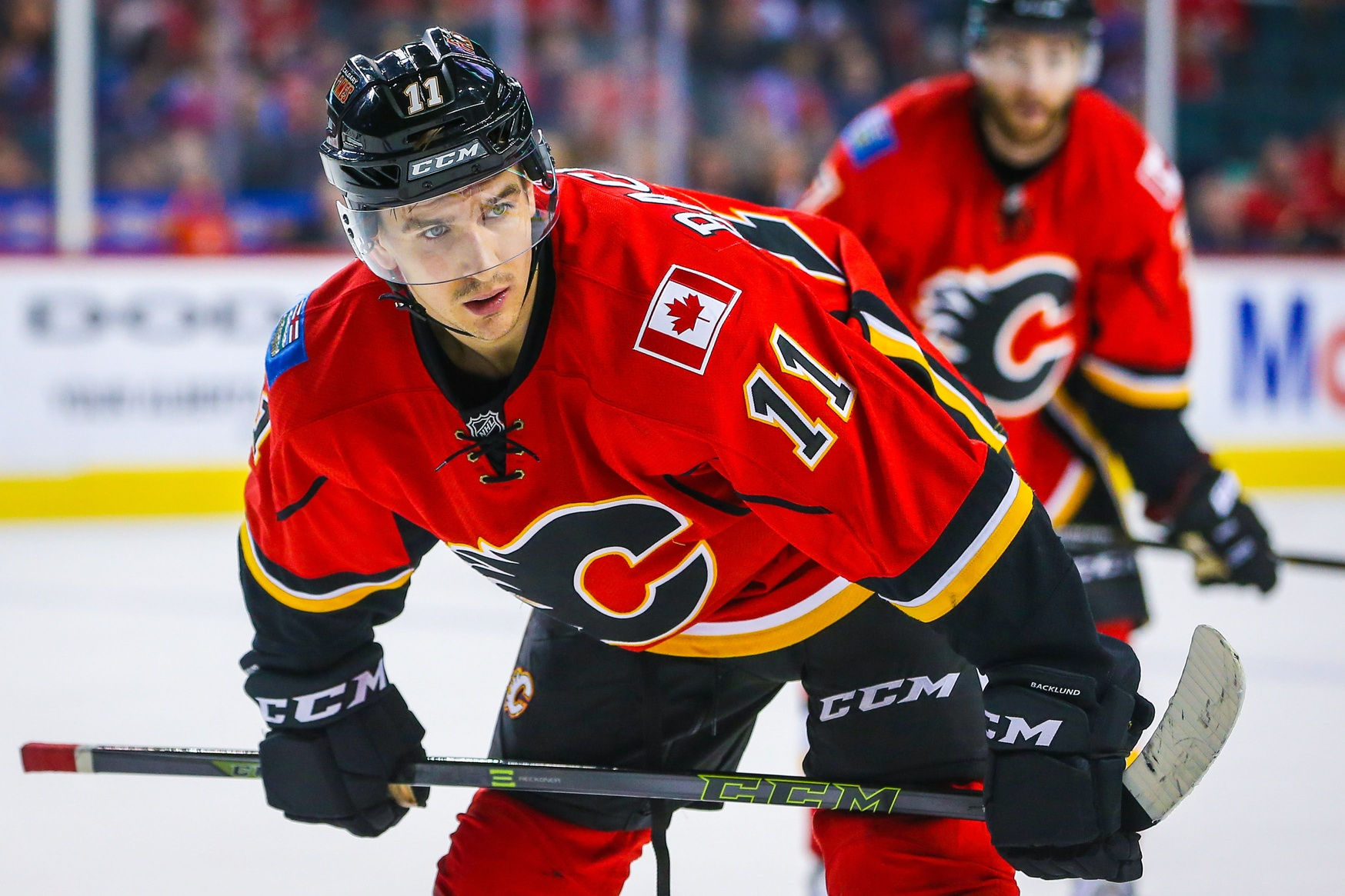Daily Fantasy Saturday: Backlund a Hot Flame