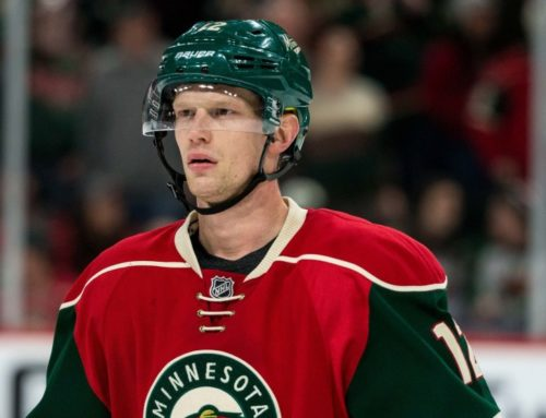 Fantasy Impact: Straight up – Eric Staal for Marcus Johansson