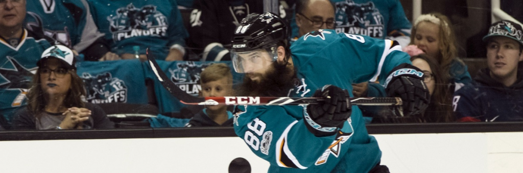 Brent Burns - USA TODAY Sports Images