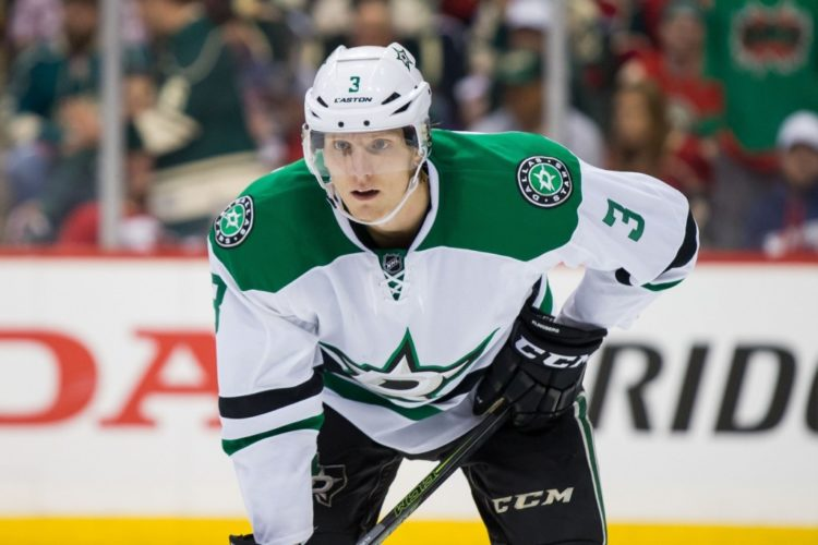 John Klingberg. Brad Rempel / USA Today Sports Images