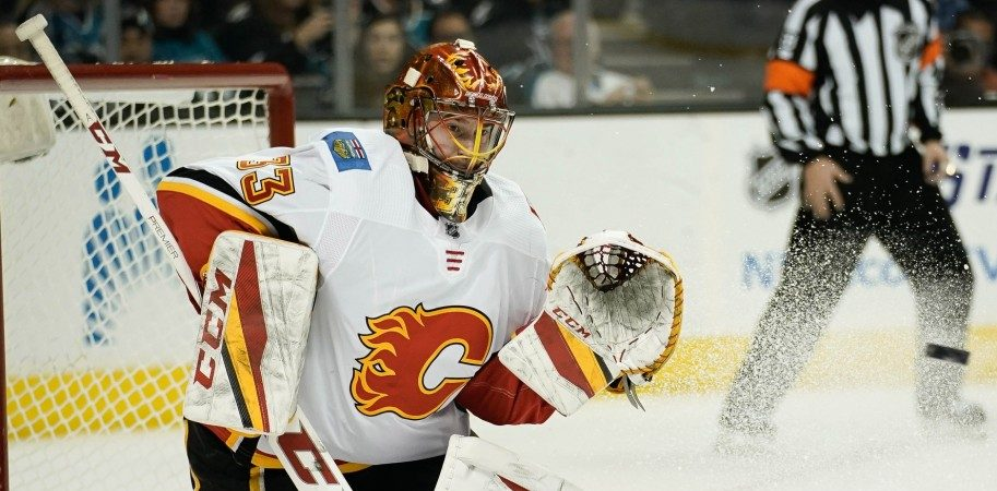 Capped: Goalies to know heading into the Trade Deadline