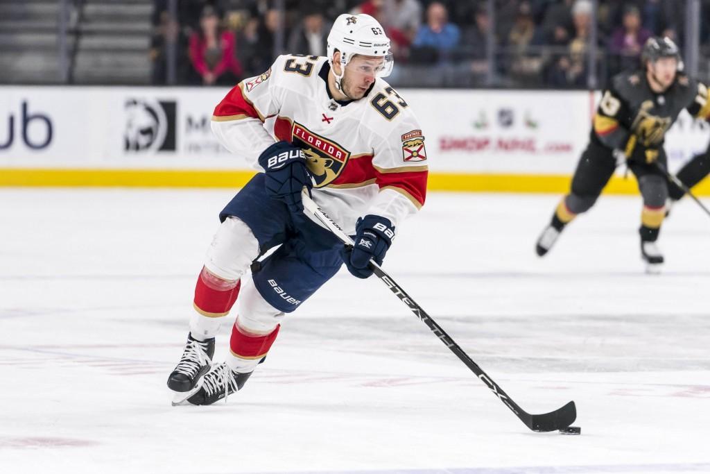 Evgenii Dadonov. Joshua Dahl / USA Today Sports Images