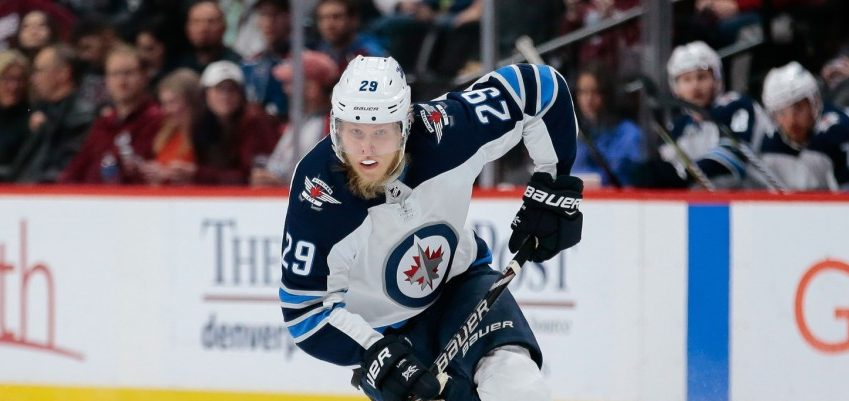 Patrik Laine. Isaiah Downing / USA Today Sports Images