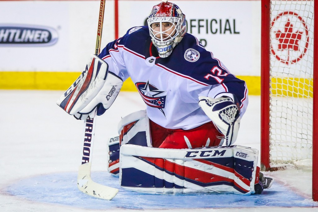 Sergei Bobrovsky. Sergei Belski / USA Today Sports Images