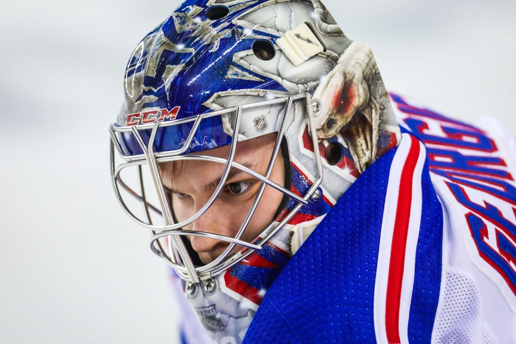 Alexandar Georgiev. Sergei Belski / USA Today Sports Images