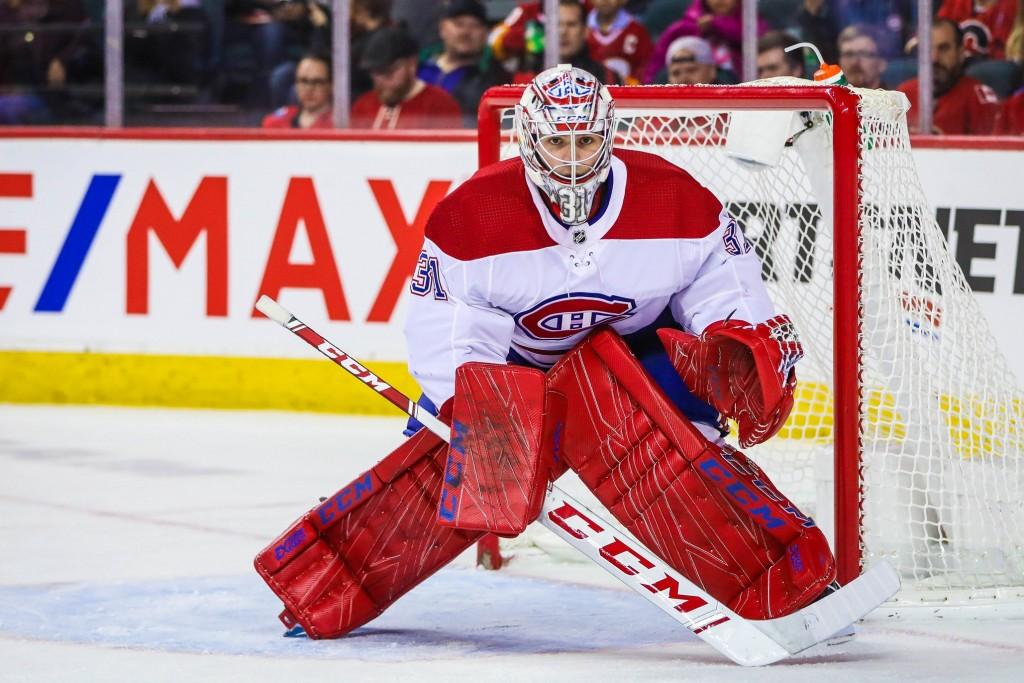 Carey Price. Sergei Belski / USA Today Sports Images