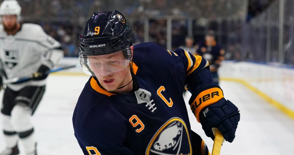 Jack Eichel. Kevin Hoffman / USA Today Sports Images