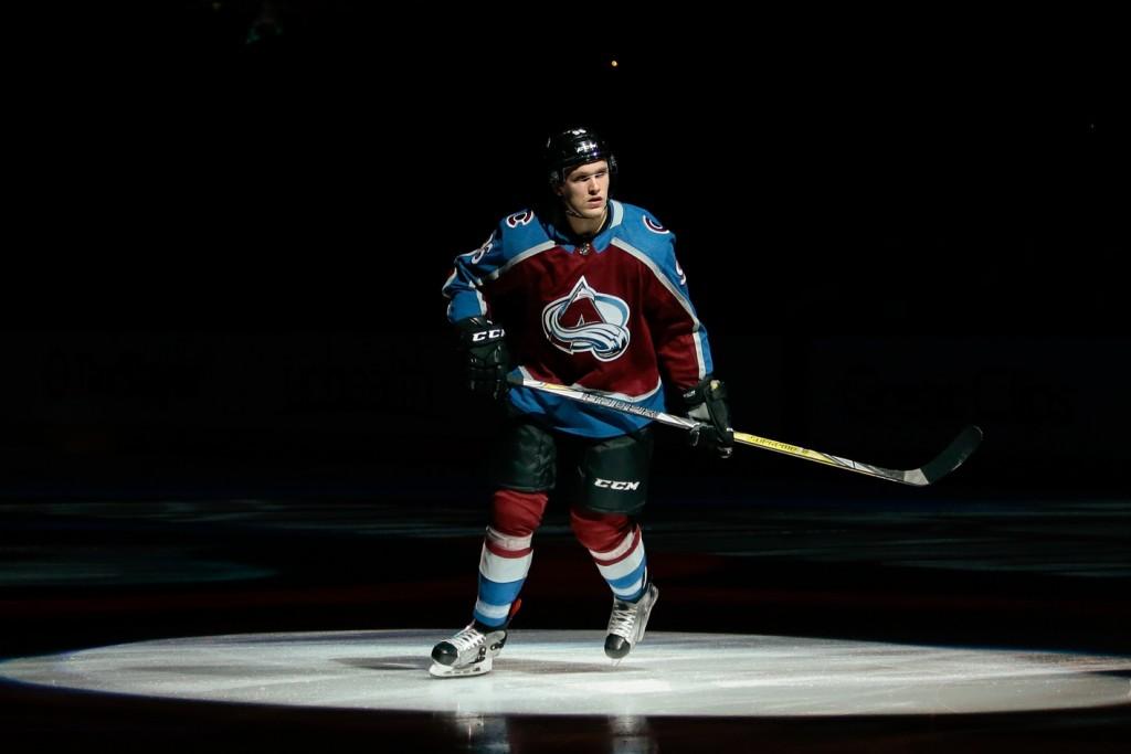 Mikko Rantanen. Isaiah Downing / USA Today Sports Images
