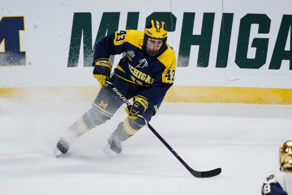 Quinn Hughes. Brad Rempel / USA Today Sports Images