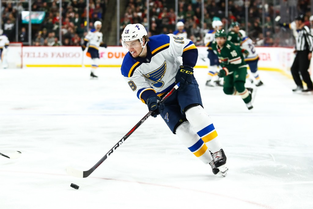 Ramblings: Stat comparisons for Robert Thomas, Lawson Crouse, and Kevin Fiala