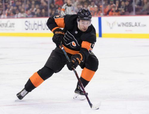 Daily Fantasy Saturday: Fly High With Provorov, Grant