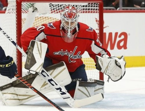 The Journey: Projecting 2020's Rookie NHL Goalies