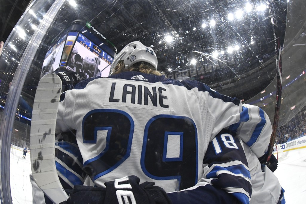 Patrik Laine. Jeff Curry / USA Today Sports Images