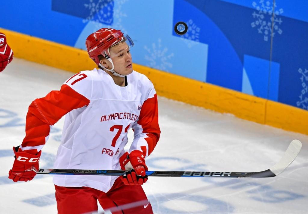 Kirill Kaprizov. Eric Bolte / USA Today Sports Images