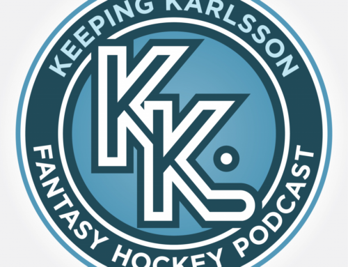 Fantasy Hockey Podcast: 31 Beats – Philadelphia Flyers ft. Charlie O'Connor