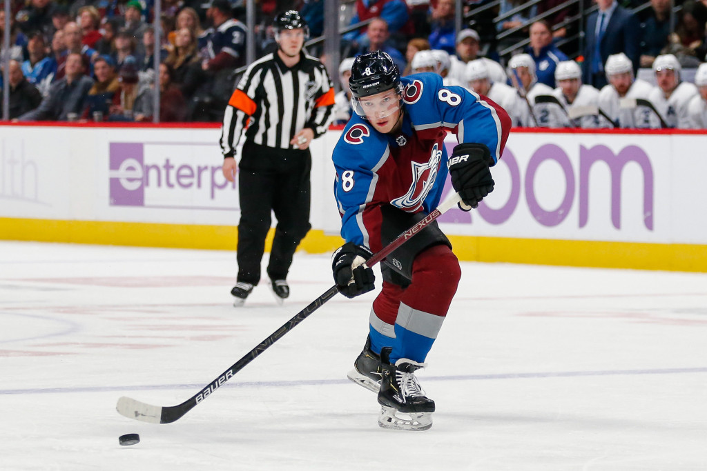 Cale Makar. USA Today Sports Images
