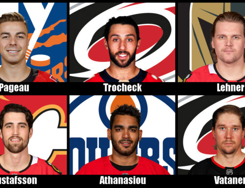 Trade Deadline Tracker – 2020 Fantasy Hockey Style