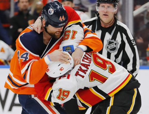 Saturday's NHL Picks: Bet The Over In The Battle Of Alberta