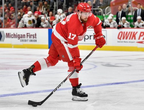 Ramblings: Low Plus Minus – Athanasiou, Hronek, Labanc (May 29)