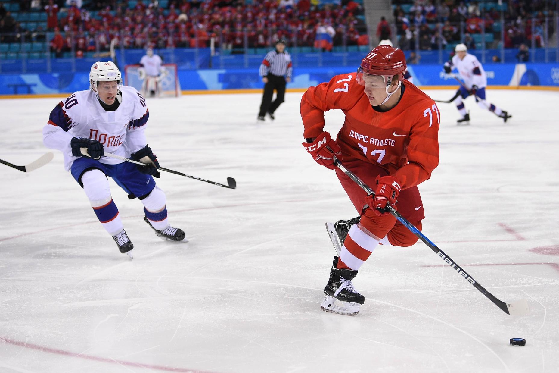 Kirill Kaprizov. Kelvin Kuo / USA Today Sports Images