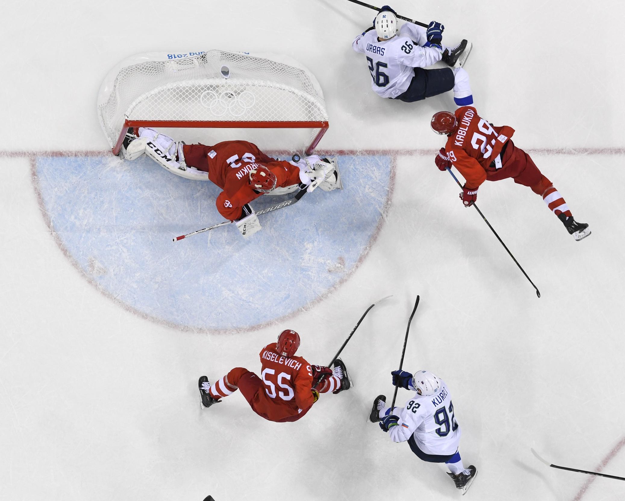 Ilya Sorokin. David Klutho / USA Today Sports Images