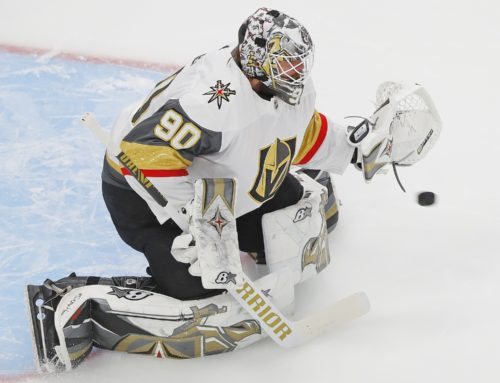 Capped: Projecting salaries for free agent goalies
