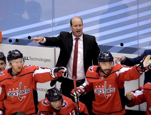 Fantasy Take: Capitals Making Coaching Change