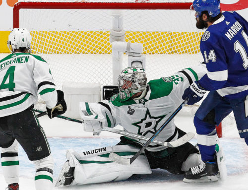 Ramblings – Investigating the Keeper Value of Khudobin, Roy, Kiviranta and McCann (Sept. 21)