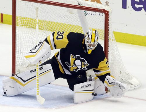 Frozen Tools Forensics: Analyzing goalies on the move