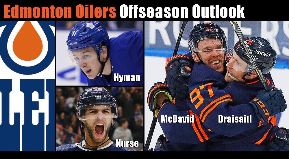 Dobber's Offseason Fantasy Grades 2021 – Edmonton Oilers