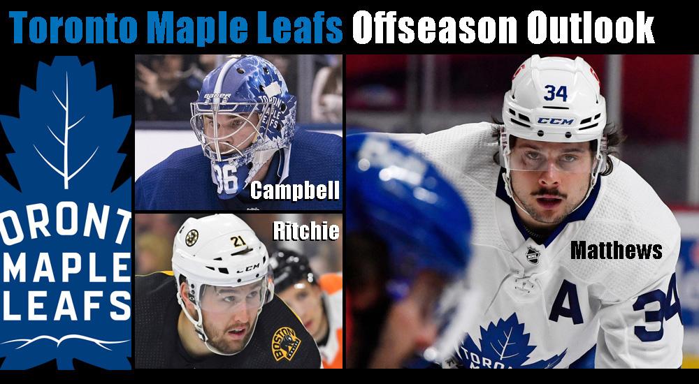 Dobber's Offseason Fantasy Grades: Toronto Maple Leafs
