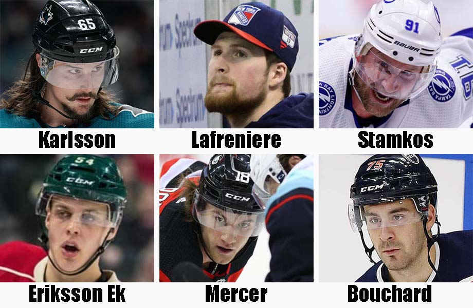 21 Fantasy Hockey Rambles